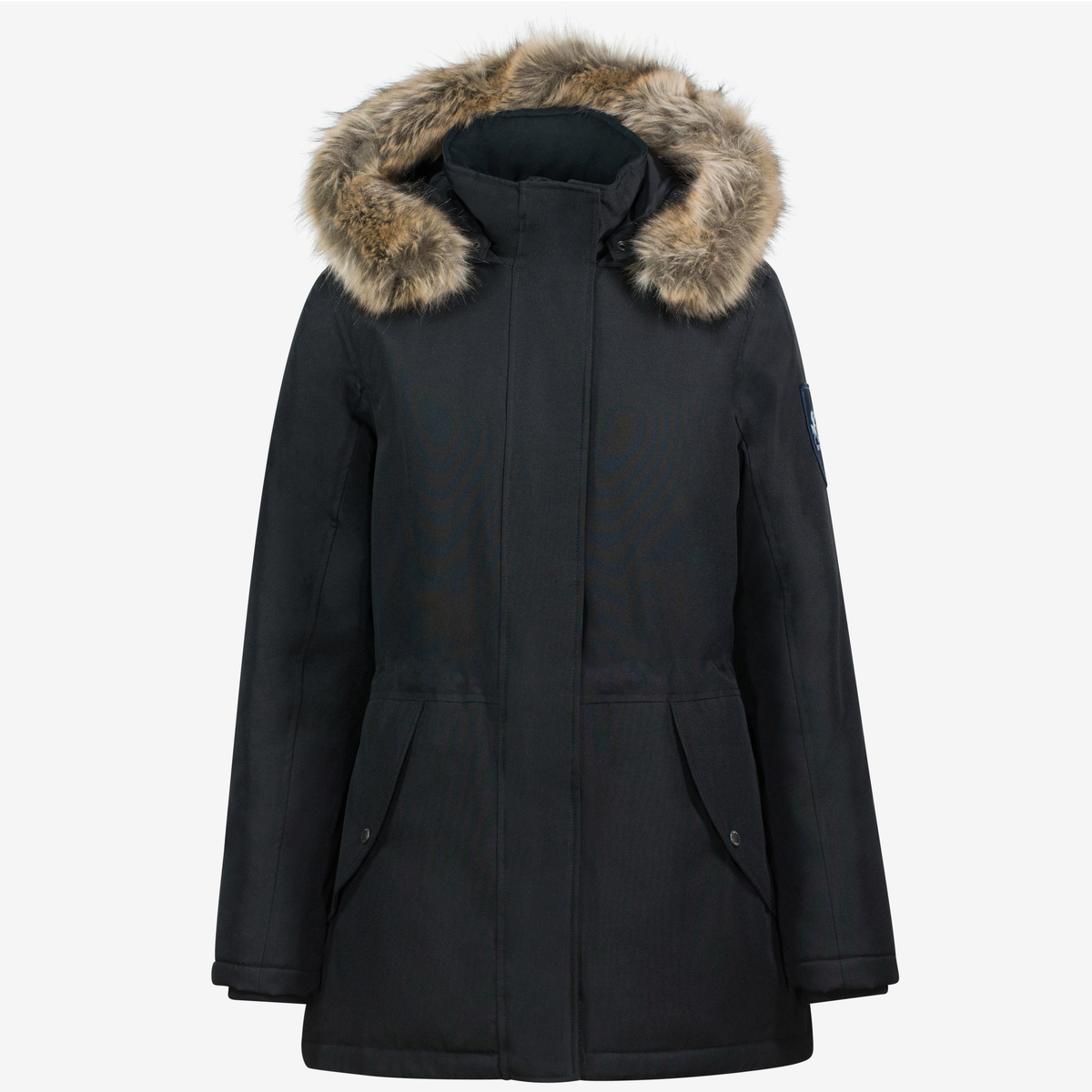 7d3e4b21 B Vertigo Estella lang jakke, dame   Horze