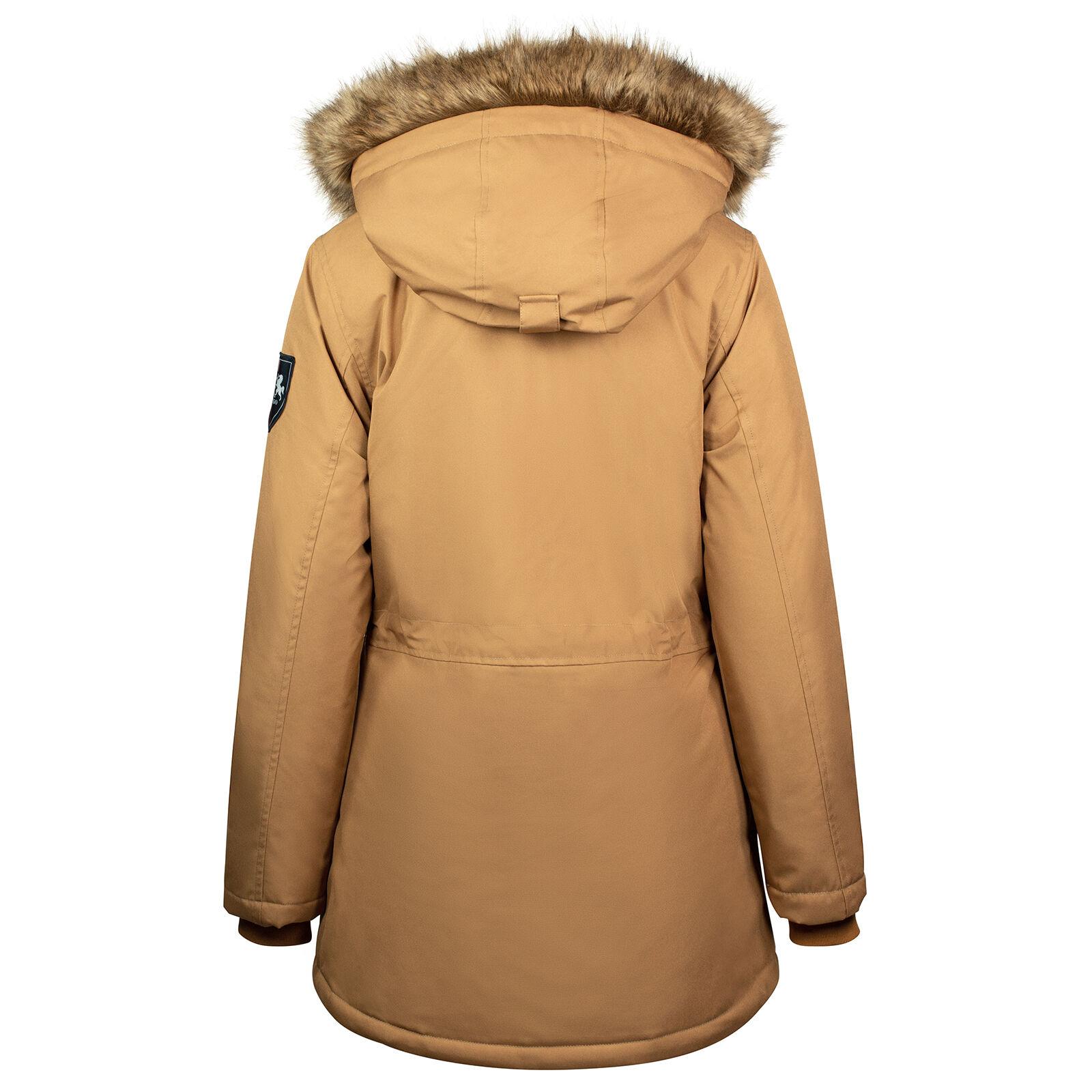 B Vertigo Estella lang jakke, dame