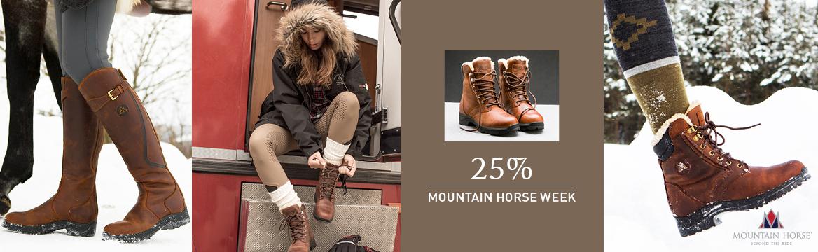 mount horse week